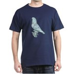 Lavender West Mottle Dark T-Shirt