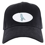 Lavender West Mottle Black Cap