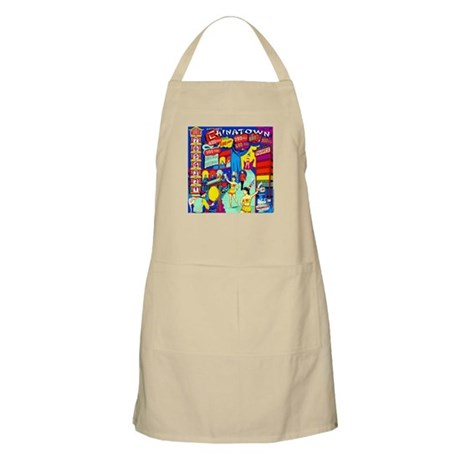 Gottlieb&reg; &quot;Chinatown&quot; Apron