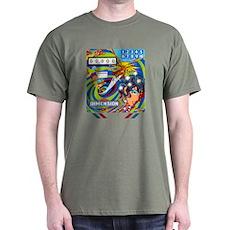 "Gottlieb® ""Dimension"" Dark T-Shirt"