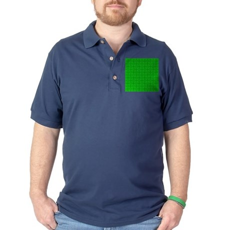 "Gottlieb® ""Dimension"" Maternity Dark T-Shirt"