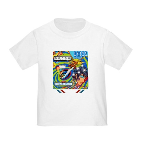 "Gottlieb® ""Dimension"" Toddler T-Shirt"