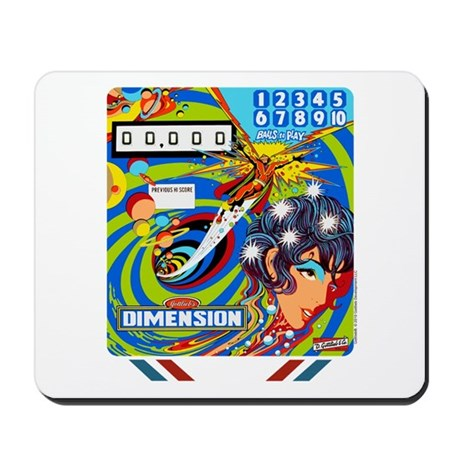 "Gottlieb® ""Dimension"" Mousepad"