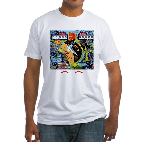 Gottlieb&reg; &quot;Outer Space&quot; Fitted T-Shirt