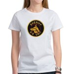Sheriff K9 Unit Women's T-Shirt