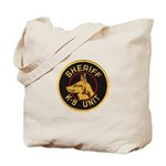 Sheriff K9 Unit Tote Bag