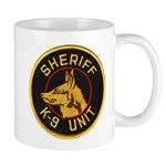 Sheriff K9 Unit Mug
