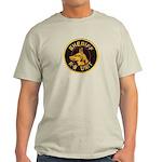 Sheriff K9 Unit Light T-Shirt
