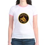 Sheriff K9 Unit Jr. Ringer T-Shirt
