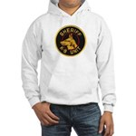 Sheriff K9 Unit Hooded Sweatshirt