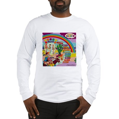 "Gottlieb® ""Rainbow"" Long Sleeve T-Shirt"