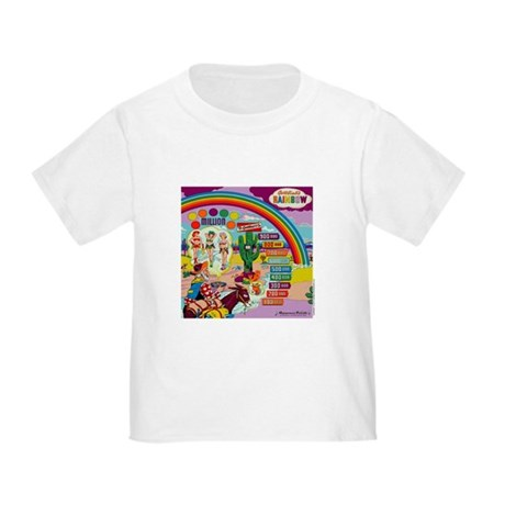 "Gottlieb® ""Rainbow"" Toddler T-Shirt"