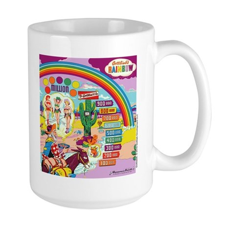 "Gottlieb® ""Rainbow"" Large Mug"