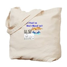 Cute Animal neglect Tote Bag