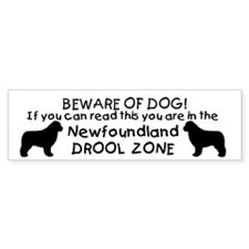 Newfoundland Drool Zone