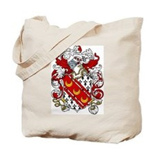 Huxley Coat of Arms Tote Bag