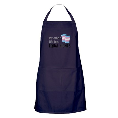 My Other Life Trans Apron (dark)