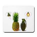 PINEAPPLE CRUSH Mousepad