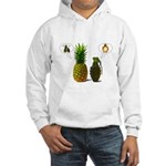 PINEAPPLE CRUSH Hooded Sweatshirt