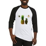 PINEAPPLE CRUSH Baseball Jersey