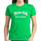 Trauma Team OR RN - white Tee