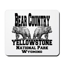 Bear Country Mousepad