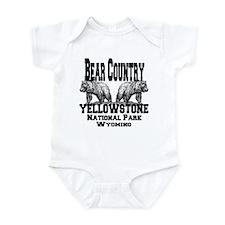 Bear Country Infant Bodysuit