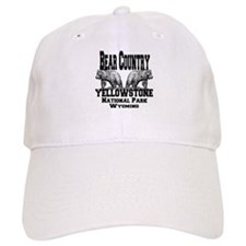 Bear Country Baseball Cap