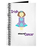 Funny Irish dancer Journal