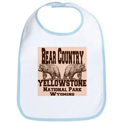 Bear Country Bib