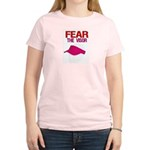 FEAR THE VISOR Women's Light T-Shirt
