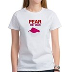FEAR THE VISOR Women's T-Shirt