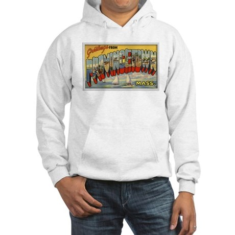 Provincetown Hooded Sweatshirt