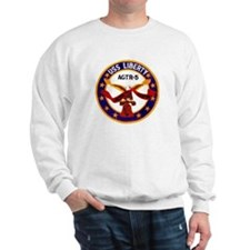 Cute Navy cadet Sweatshirt