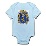 Jarrett Coat of Arms Infant Creeper