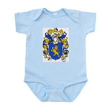 Jarrett Coat of Arms Infant Creeper