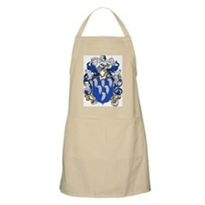 Jarvis Coat of Arms BBQ Apron