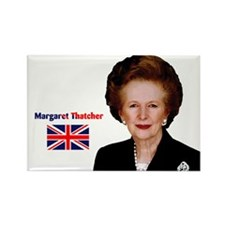 Lady Thatcher Rectangle Magnet (10 pack)