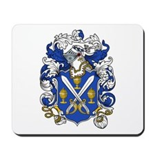 Jenner Coat of Arms Mousepad