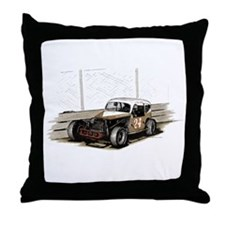 24 Will Cagle Throw Pillow