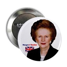 "Lady Thatcher 2.25"" Button (100 pack)"