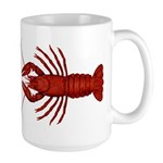 Crawfish Large Mug