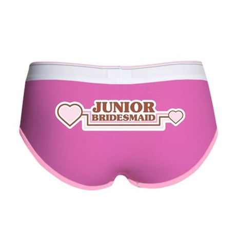 Junior Bridesmaid Women's Boy Brief