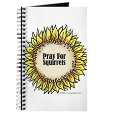 Pray For Squirrels Journal