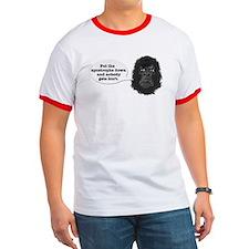 gorilla-mask-art T-Shirt