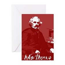 Nathaniel Hawthorne Greeting Cards (Pk of 20)