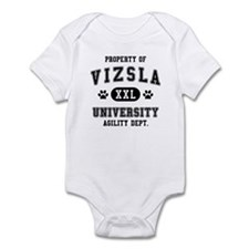 Property of Vizsla Univ. Infant Bodysuit