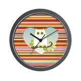 Owl Always Love You - Wall Clock