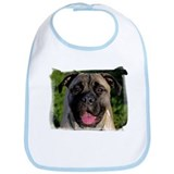 Mastiff Smile Bib