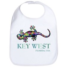 Cute Miami beach florida Bib